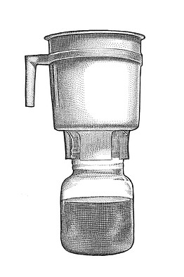 toddy maker illustration