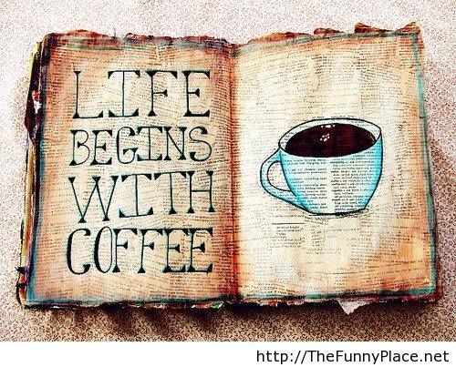 Coffee-awesome-quote-with-wallpaper