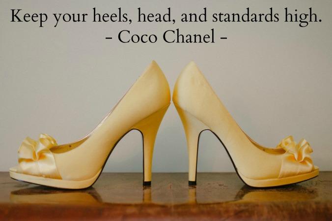 yellow-heels